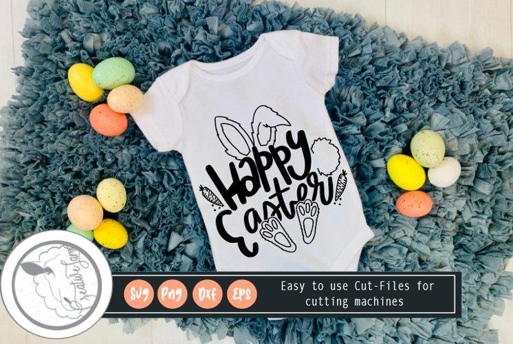 Easter SVG|Easter Bunny Svg|Happy Easter svg