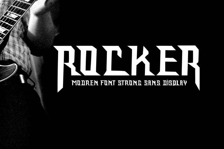 Rocker example image 1