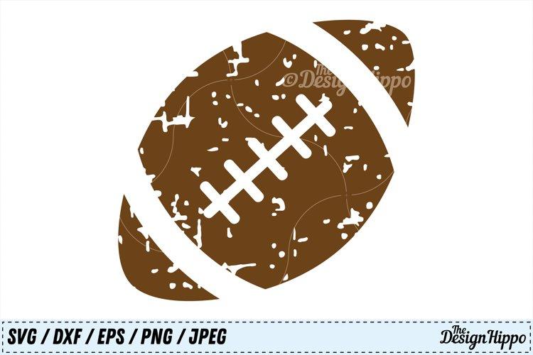 Football svg, Grunge svg, Football svg designs, Game day svg example image 1