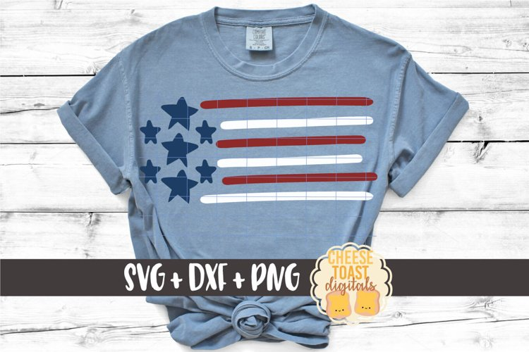 Fourth of July SVG | United States Flag