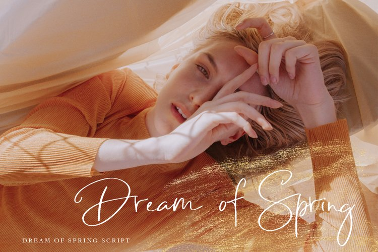 Dream of Spring example 4