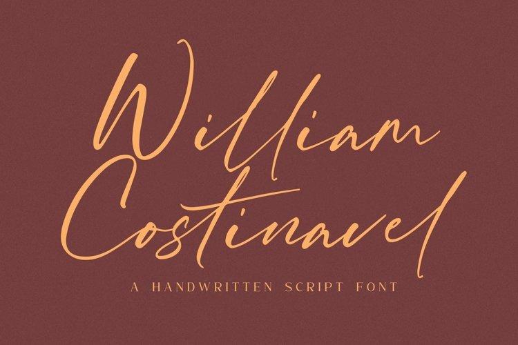 William Costinavel example image 1