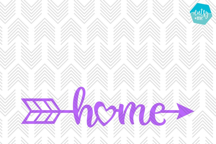 Home Arrow - SVG, AI, EPS, PDF, DXF & PNG FILES