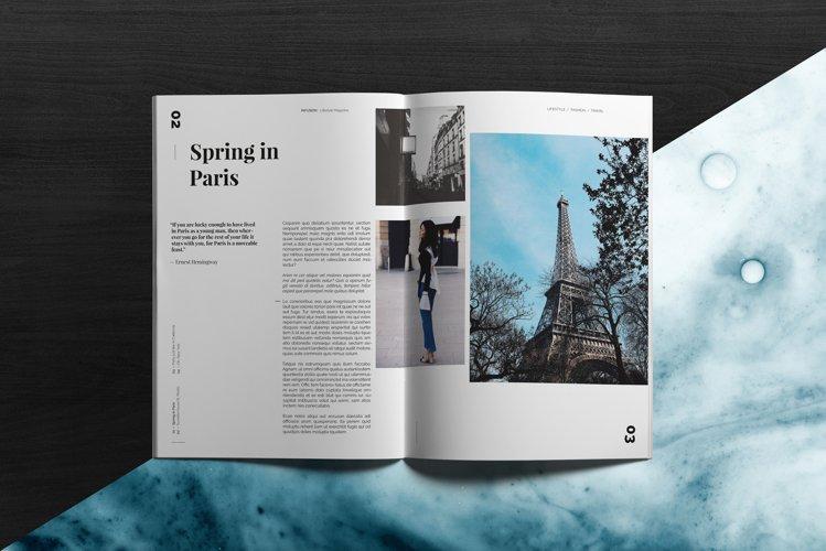 INFUSION - Lifestyle Magazine example image 1