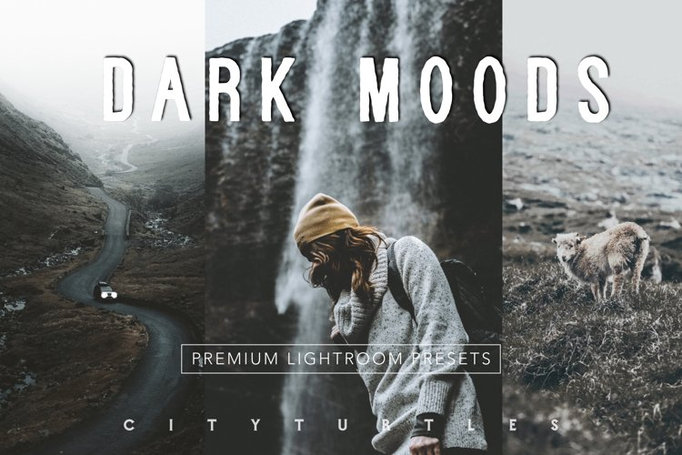 Moody Matte VSCO Film, Cinematic Adventure Lightroom Presets example image 1