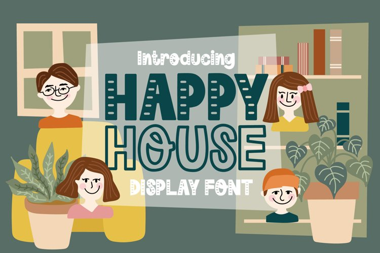 Happy House example image 1