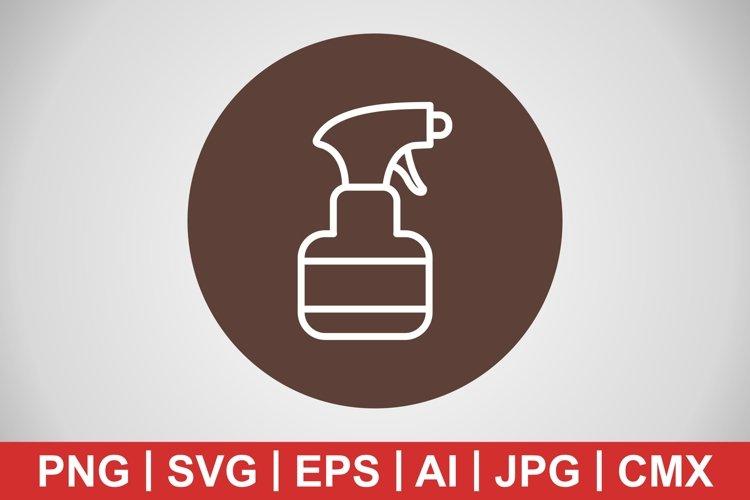 Vector Sprayer Icon example image 1