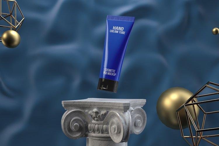 Cosmetic tube mockup example image 1