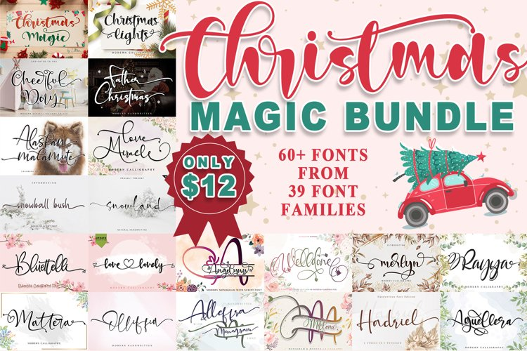 Christmas Magic Bundle example image 1