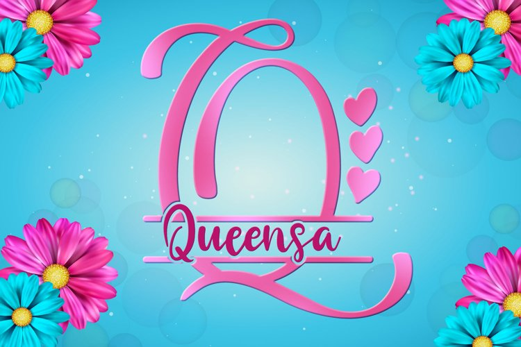 queensa monogram