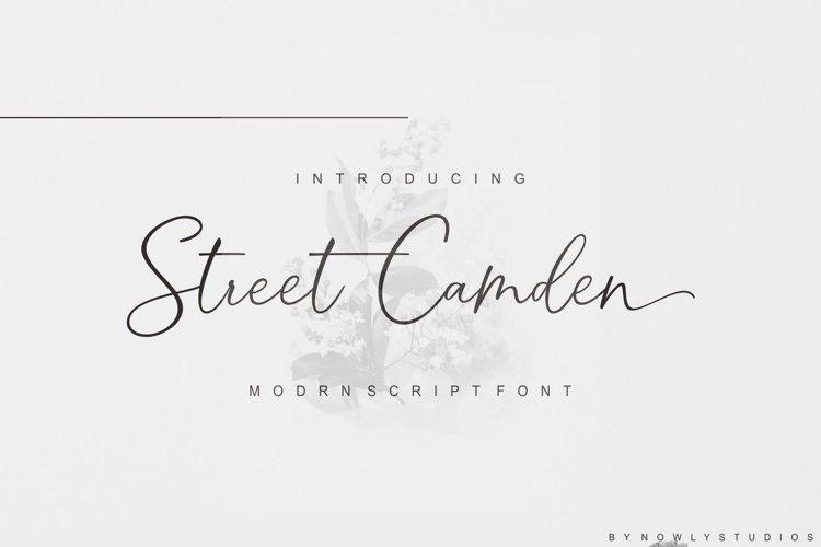 Street Camden