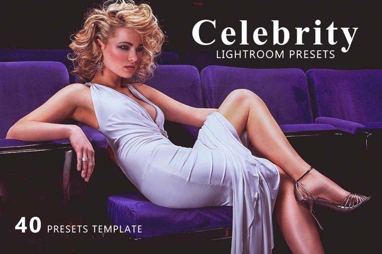 Celebrity Lightroom Presets example image 1