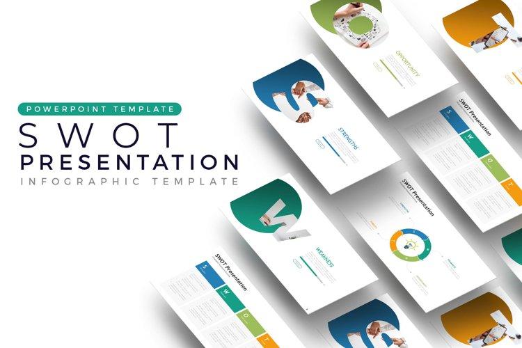 SWOT - Infographic Template - Infographic Template example image 1