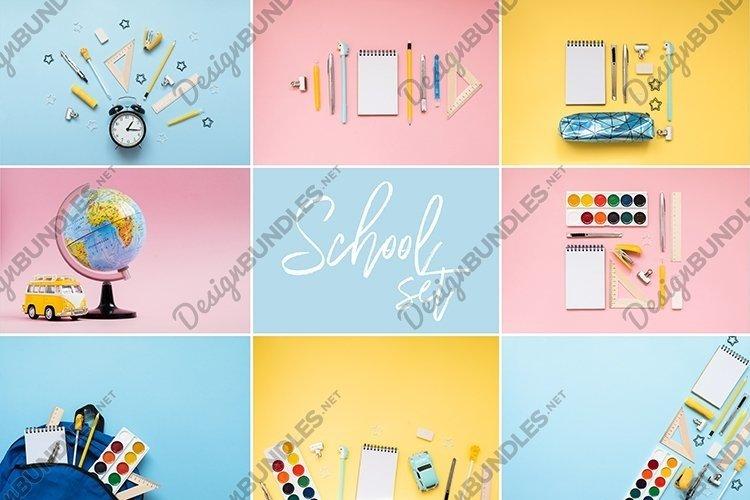School supplies set 2020 example image 1
