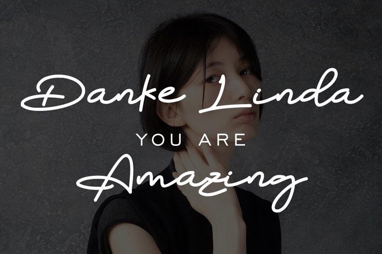 Danke Linda example image 1