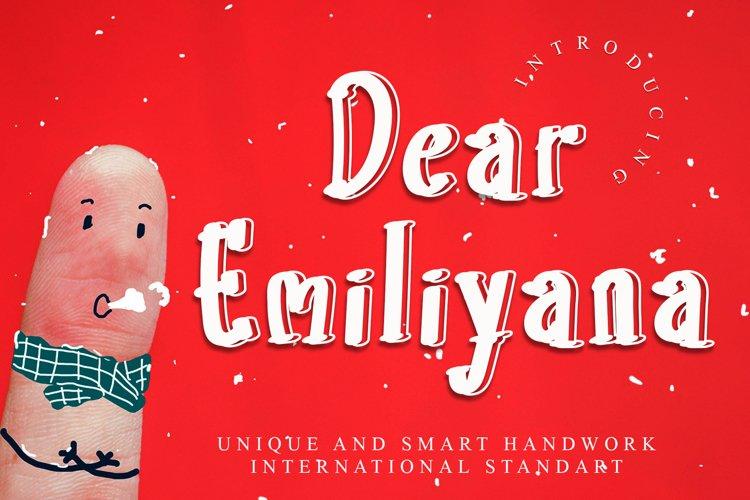 Dear Emiliyana example image 1