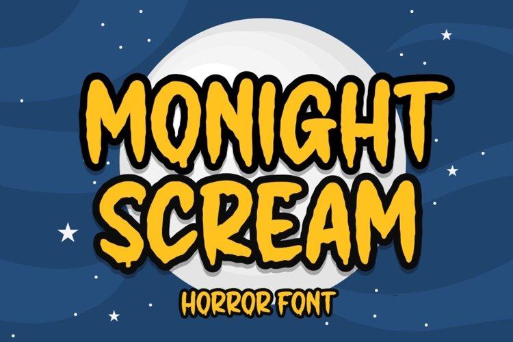Monight Scream example image 1