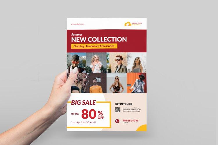 Summer Promotional Flyer Design example image 1