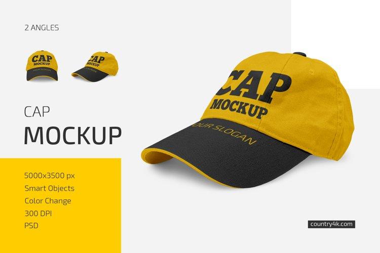 Cap Mockup Set