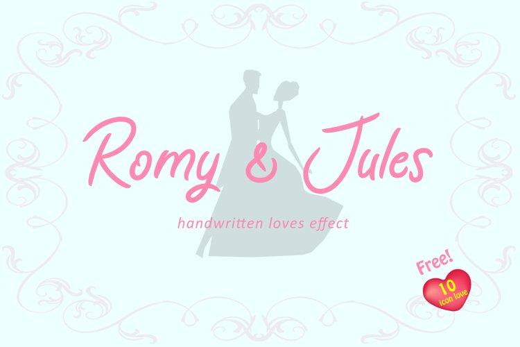 Romy & Jules example image 1