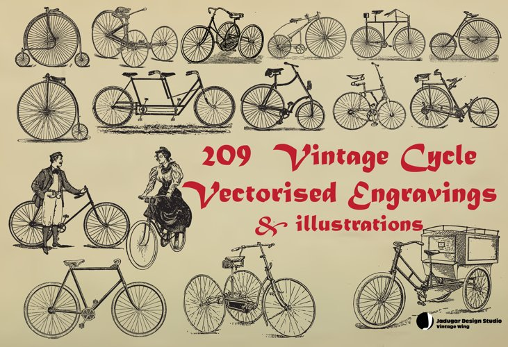 Vintage-209 Cycle example image 1