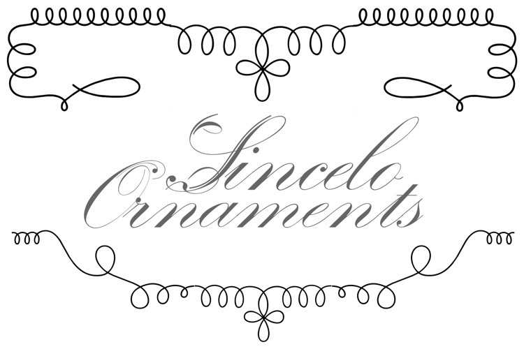 Sincelo Ornaments example image 1