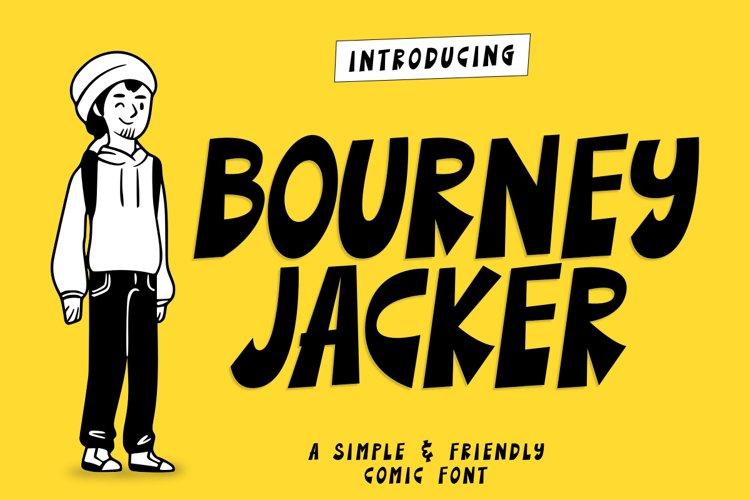 Bourney Jacker example image 1