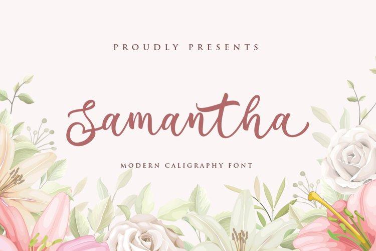 Samantha example image 1