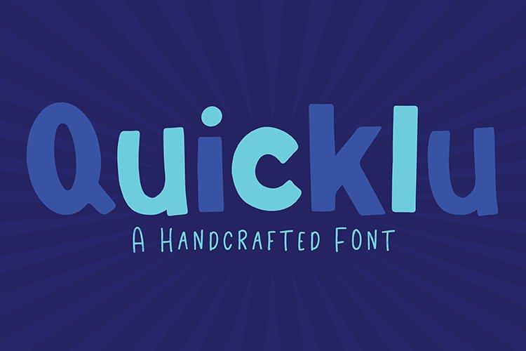 Quicklu example image 1