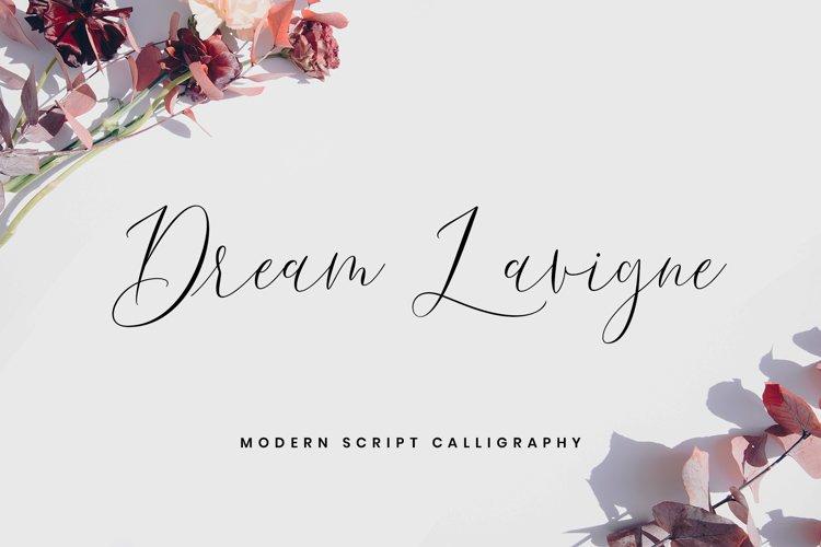 Dream Lavigne example image 1