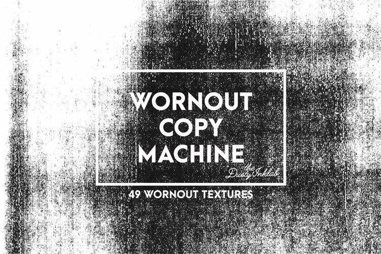 Wornout Copy Machine Vol. 1