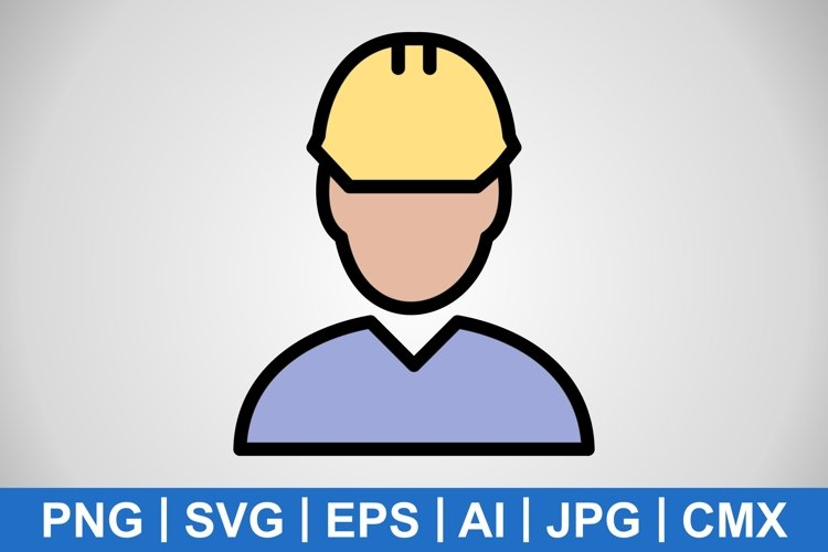 Vector Engineer Icon example image 1