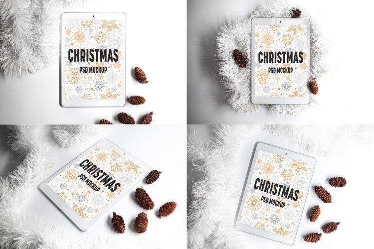 Christmas Mockup example image 1