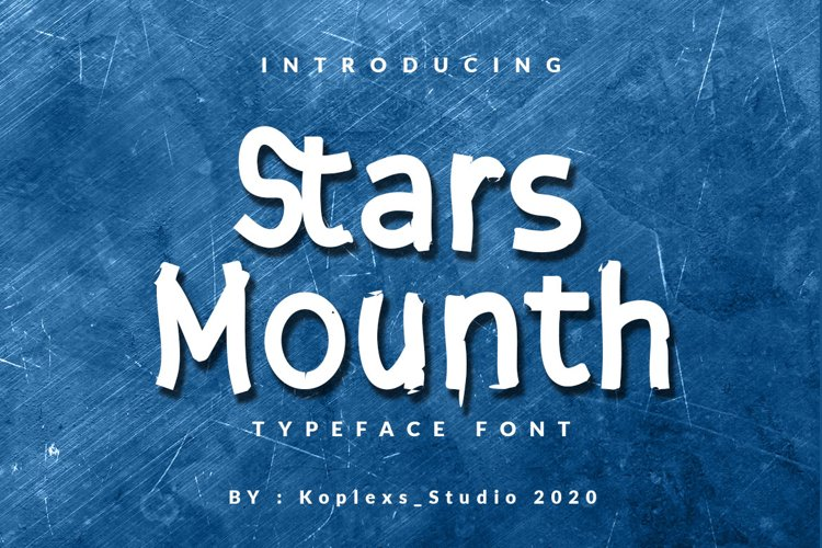 Stars Mounth example image 1
