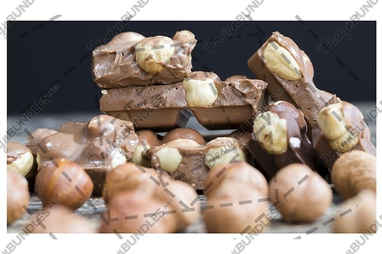 real quality milk chocolate example image 1