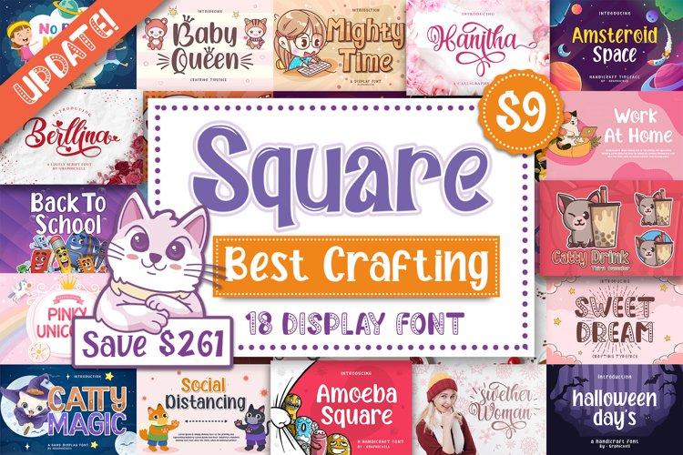 Square Bundle example image 1