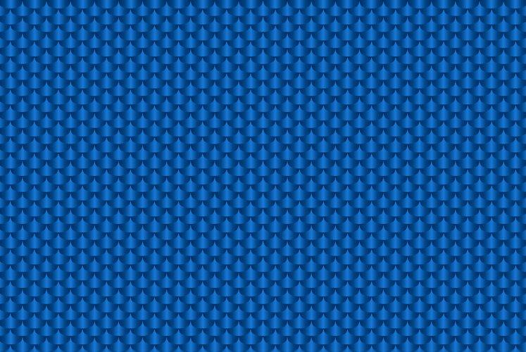 Metal aluminum glow neon gradient blue virtual background example image 1