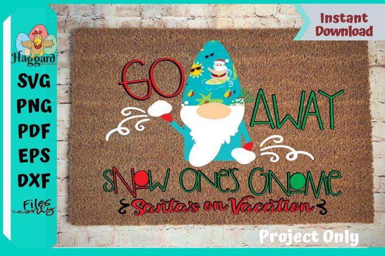 Snow Ones Gnome example image 1