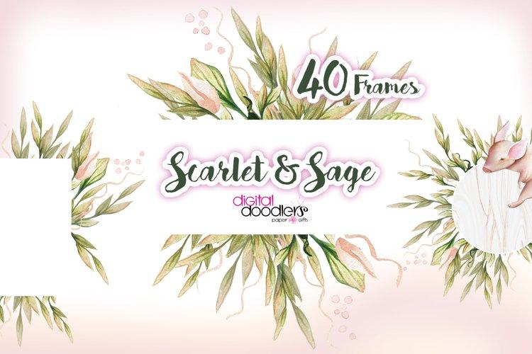 Scarlet & Sage Frames