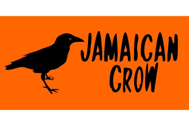 Jamaican Crow example image 1
