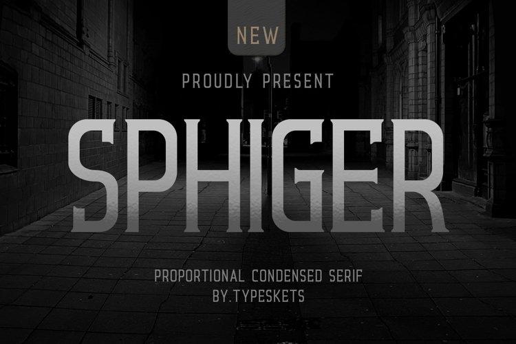 Sphiger