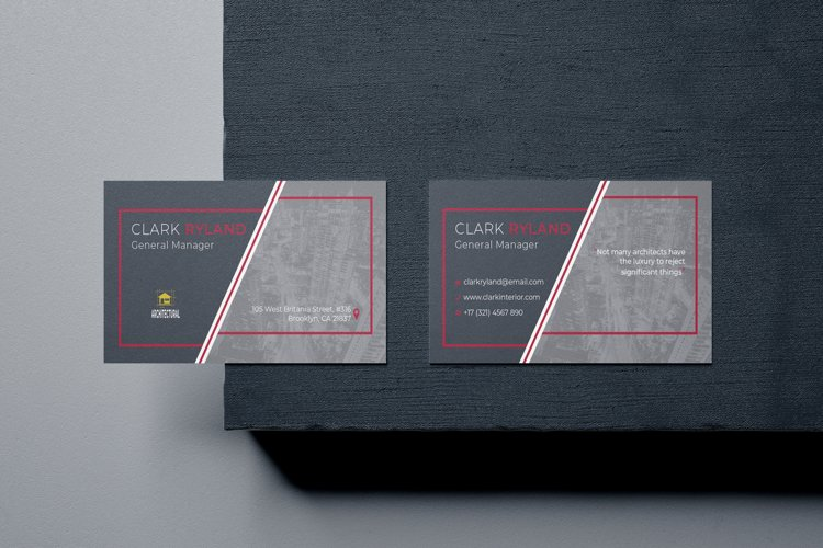 Colorful Business Card - Vol.26