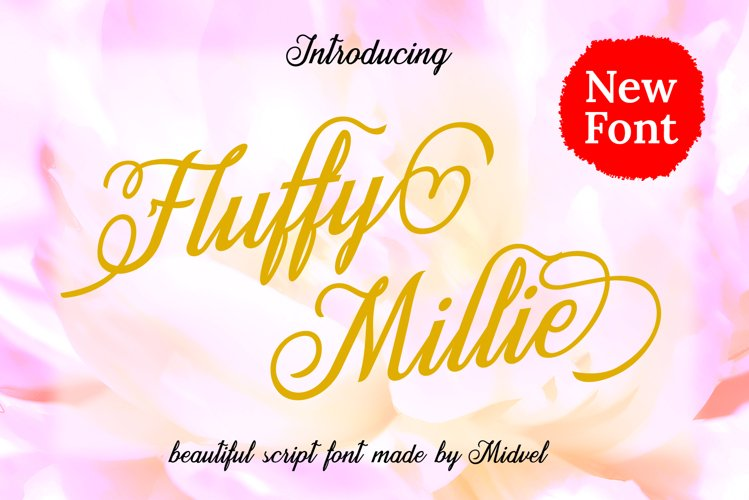 Fluffy Millie example image 1