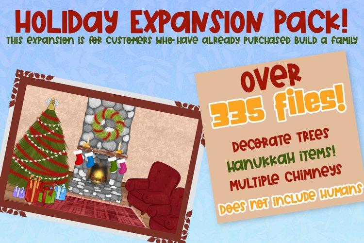 Build a Holiday Expansion pack| Build a Bundle Expansion