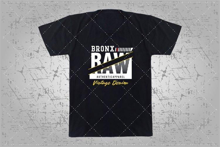 BRONX RAW example image 1