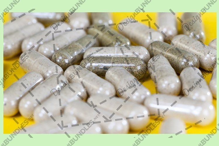 Medical pills example image 1