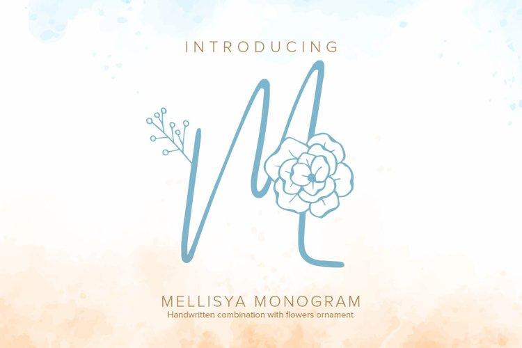 Mellysia Monogram example image 1