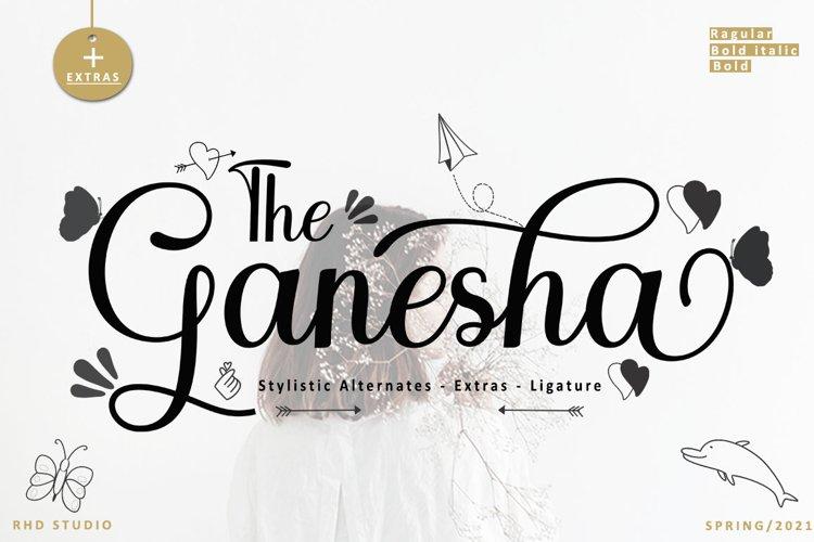 The Ganesha example image 1