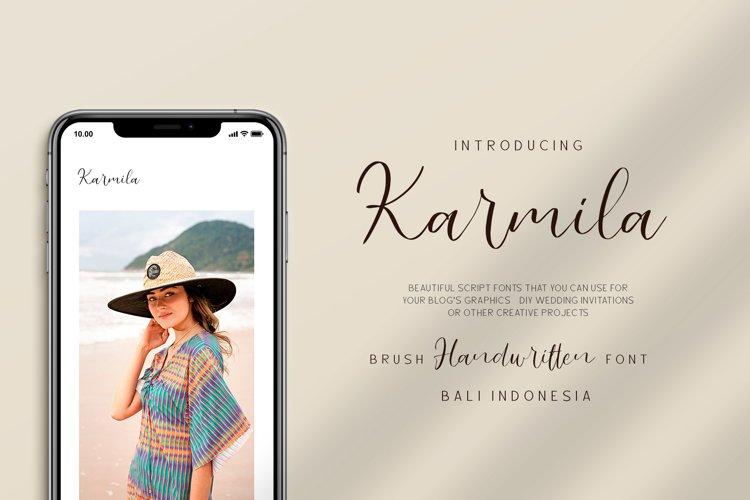 Karmila example image 1