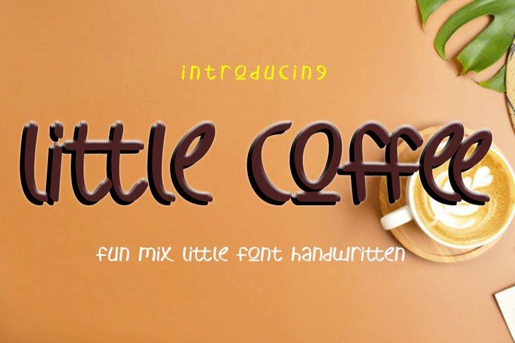 Little Coffee example image 1